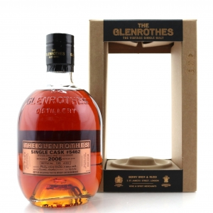 Glenrothes 2006 Single Cask #5462 / Whisky Live Belgium 2017