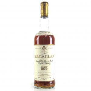 Macallan 18 Year Old 1970