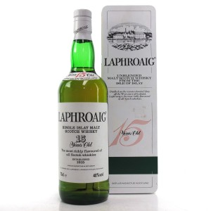 Laphroaig 15 Year Old 1980s