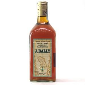 J.Bally Martinique Rhum Ambre