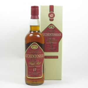 Auchentoshan 17 Year Old Bordeaux Finish