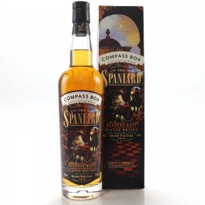 Compass Box The Story of the Spaniard