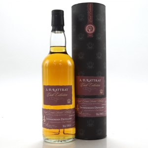 Invergordon 1991 Dewar Rattray 24 Year Old