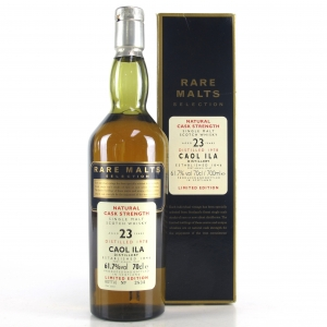 Caol Ila 1978 Rare Malt 23 Year Old / 61.7%