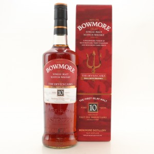 Bowmore Devil's Casks 10 Year Old Batch #2