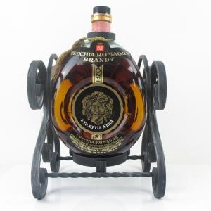 Vecchia Romagna Etichetta Nera Brandy 1.5 Litre / Includes Pouring Cradle