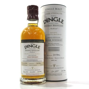 Dingle Irish Single Malt Cask Strength No. 2 / Bourbon and Sherry Casks