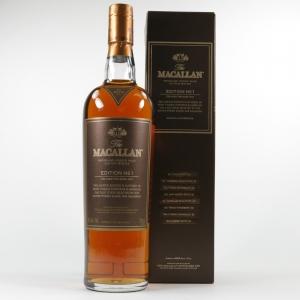 Macallan Edition No 1 / Taiwan Release