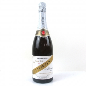 Irroy Carte d'Or Champagne Circa 1960