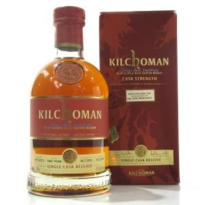 Kilchoman 2012 Single CaskRed Wine Cask 75cl / US Import