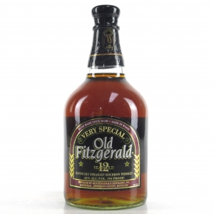 Old Fitzgerald 12 Year Old / Japanese Import