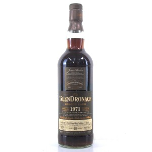 Glendronach 1971 Single Cask 40 Year Old #1248
