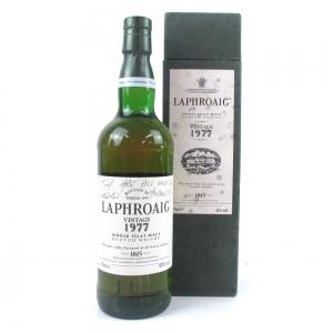 Laphroaig 1977 Vintage