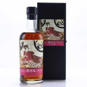 Karuizawa 1999 Single Cask #895 / Geisha Label