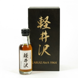 Karuizawa 1964 48 Year Old Miniature 5cl / Wealth Solutions with DVD