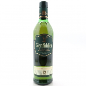 Glenfiddich 12 Year Old Signature Malt