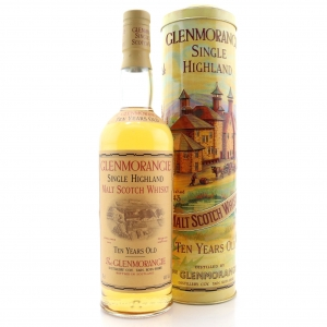 Glenmorangie 10 Year Old / 150th Anniversary Release