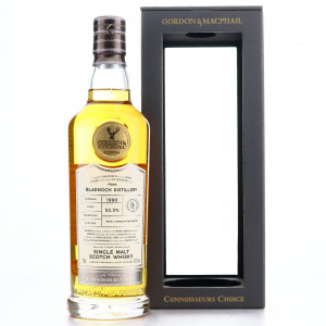 Bladnoch 1990 Gordon and MacPhail 28 Year Old Batch #19/014