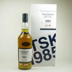 Talisker 1985 27 Year Old