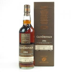 Glendronach 1994 Single Cask 21 Year Old #1189