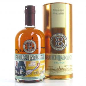 Bruichladdich 1988 Valinch 'The Mayor of Islay'