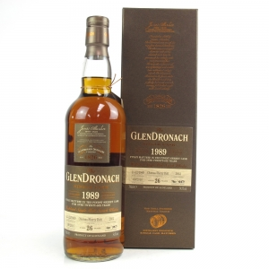 Glendronach 1989 Single Cask 26 Year Old #2662