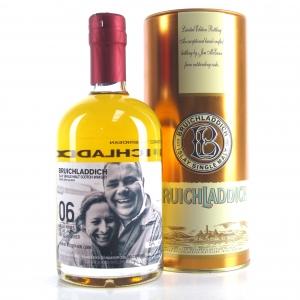 Bruichladdich 1992 Ailsa & Graham Hayes Valinch 22 Year Old / Guyana Rum Cask