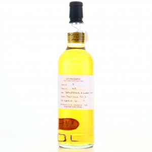 Springbank 2008 Duty Paid Sample 11 Year Old / Claret Hogshead