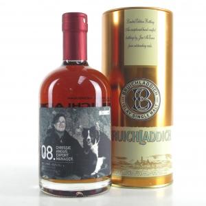 Bruichladdich 1992 Chrissie Angus Valinch 22 Year Old / Spanish Oak Finish