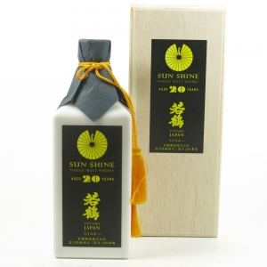 Wakatsuru Shuzou Sun Shine 20 Year Old Single Malt