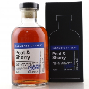 Elements of Islay Peat & Sherry 50cl / LMDW