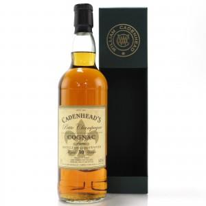 Charpentier 30 Year Old Cadenhead's Cognac 2019