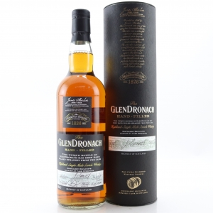 Glendronach 2004 Hand-Filled 12 Year Old Single Cask #6346