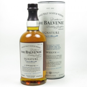 Balvenie 12 Year Old Signature Batch 001 Front