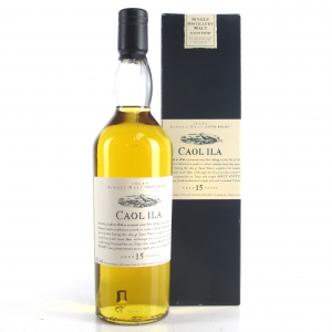 Caol Ila 15 Year Old Flora and Fauna