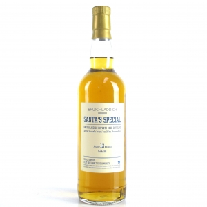 Bruichladdich 12 Year Old Private Cask 'Santa's Special'