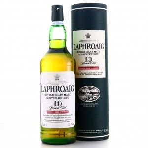 Laphroaig 10 Year Old Original Cask Strength 1 Litre / 55.7%