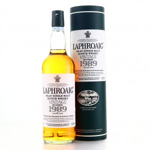 Laphroaig 1989 Vintage 17 Year Old / Feis Ile 2007