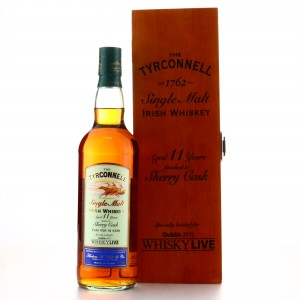 Tyrconnell 11 Year Old Sherry Cask Finish / Whisky Live Dublin 2011