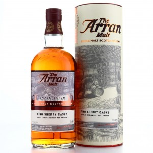 Arran 2008 Small Batch Fino Sherry Cask / Swedish Exclusive