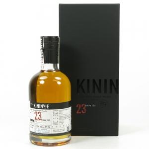 Kininvie 1990 23 Year Old Batch #001