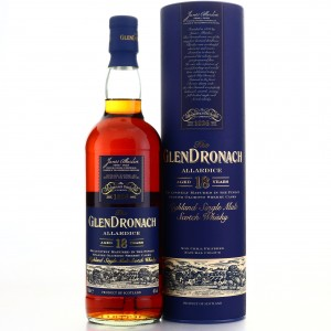 Glendronach 18 Year Old Allardice / 2013 Release