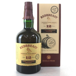 Redbreast 12 Year Old Cask Strength Edition
