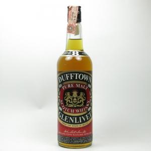 Dufftown - Glenlviet 8 Year Old 1980s