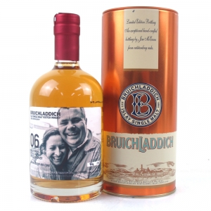 Bruichladdich 1992 Valinch 22 Year Old / Ailsa and Graham Hayes