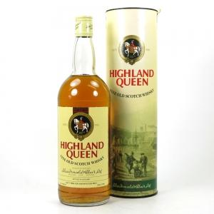 Highland Queen 1 Litre 1980s