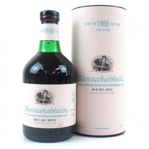 Bunnahabhain 1966 Single Cask 35 Year Old