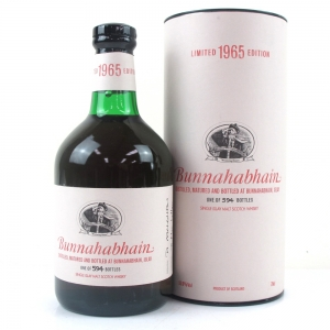 Bunnahabhain 1965 Single Cask 35 Year Old