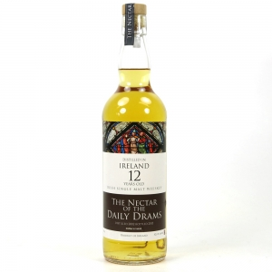Ireland Single Malt 2002 Nectar of the Daily Drams 12 Year Old