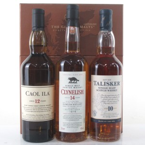 Classic Malts Collection 3 x 20cl / Caol Ila, Clynelish & Talisker